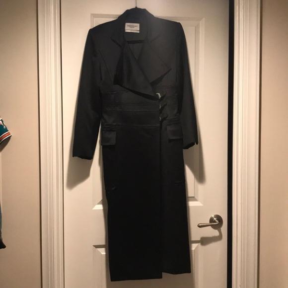 f5dd7580fb3 Yves Saint Laurent Jackets & Coats | Ysl Wool Coat | Poshmark